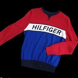 TOMMY HILFIGER | Slogan sweater
